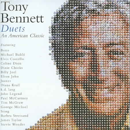 DUETS:AMERICAN CLASSIC BY BENNETT,TONY (CD)